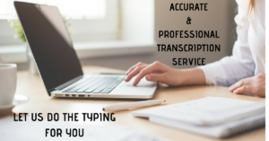 Transcription service