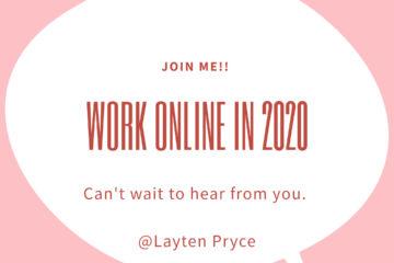 Work online in 2020
